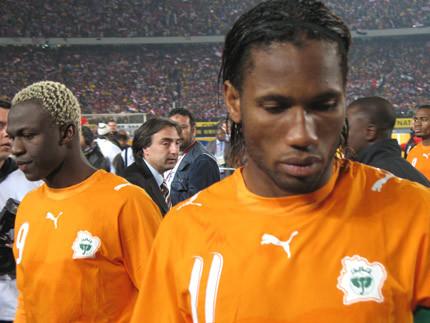 """Mondial 2014: """"Ce n'est pas la sérénité chez les Éléphants"""" à l'issue du tirage des barrages selon Alioune Ndiaye, ancien attaquant des """"Lions"""""""