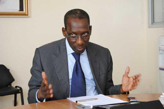 """Grande coalition de l'opposition: Mamadou Diop """"Decroix"""" dit non à Khalifa Sall"""
