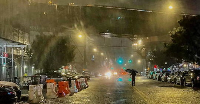 Tempête Ida: au moins 13 morts à New York et dans sa région (sources officielles)