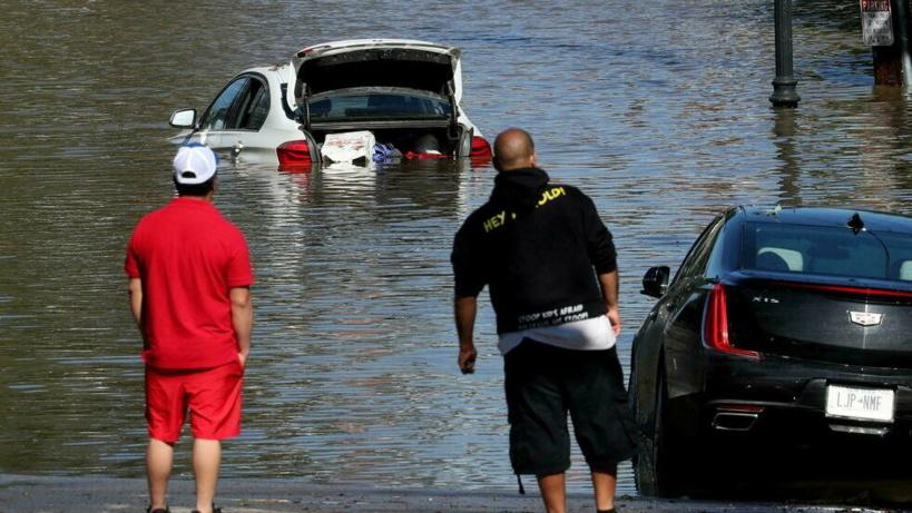 États-Unis: chaos à New York, au moins 44 morts après les inondations