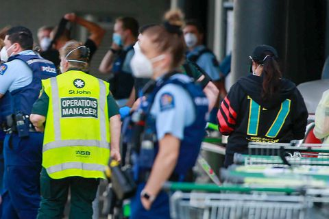 Attaque jihadiste dans un supermarché en Nouvelle-Zélande: l'assaillant tué, six blessés