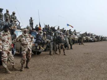Au Mali, près de 160 soldats tchadiens désertent leur position à Tessalit