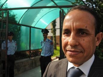Le journaliste marocain Ali Anouzla, directeur du site Lakome.