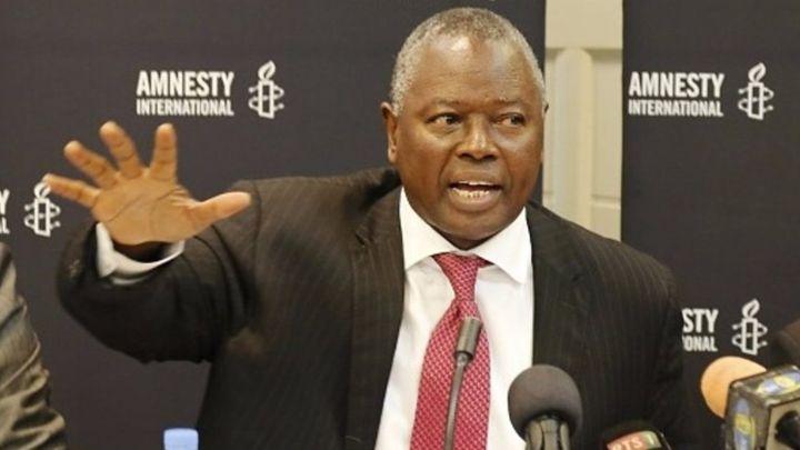 Coup d'Etat en Guinée : Alioune Tine fustige «la prise du pouvoir par la force»