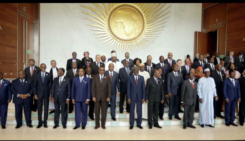 L'Union africaine condamne fermement le putsch en Guinée et exige la libération immédiate du Président Condé