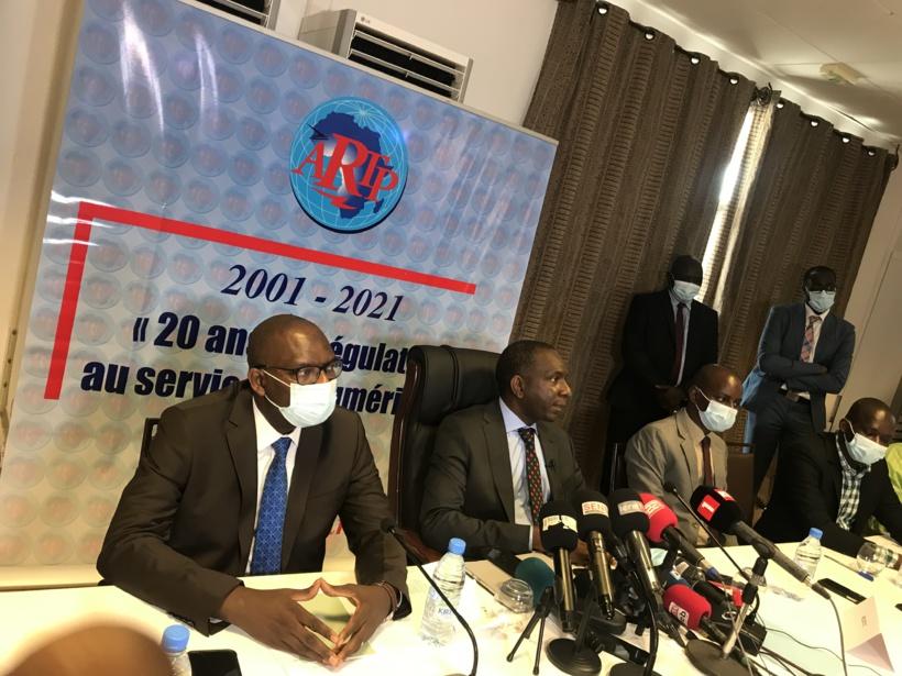 Mbour: le directeur général de l'ARTP Abdoul Sy annonce pour bientôt la 5G au Sénégal