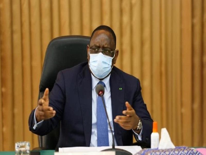 """Macky Sall sur la situation de la Guinée : """"Le Sénégal condamne le coup d'état """""""