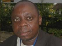 Dolly Ibefo, directeur de La Voix des sans-voix (VSV) www.fidh.org