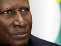 Abdou Diouf, président de l'Organisation internationale de la Francophonie. AFP / F. Coffrini