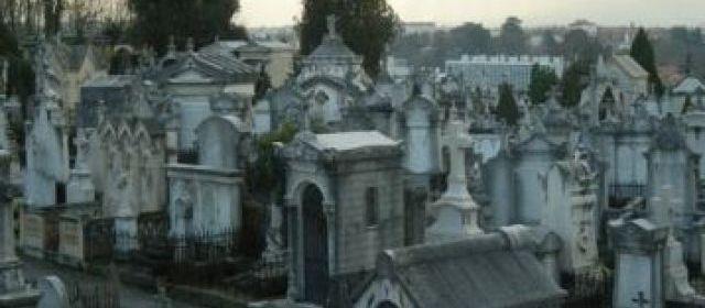 Lyon : des artistes au cimetière