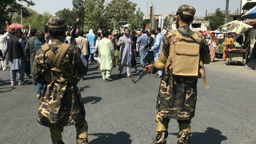 Afghanistan: deux journalistes arrêtés puis battus alors qu'ils couvraient une manifestation