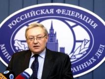Le vice-ministre russe des Affaires étrangères, Sergueï Riabkov. Reuters/Denis Sinyakov