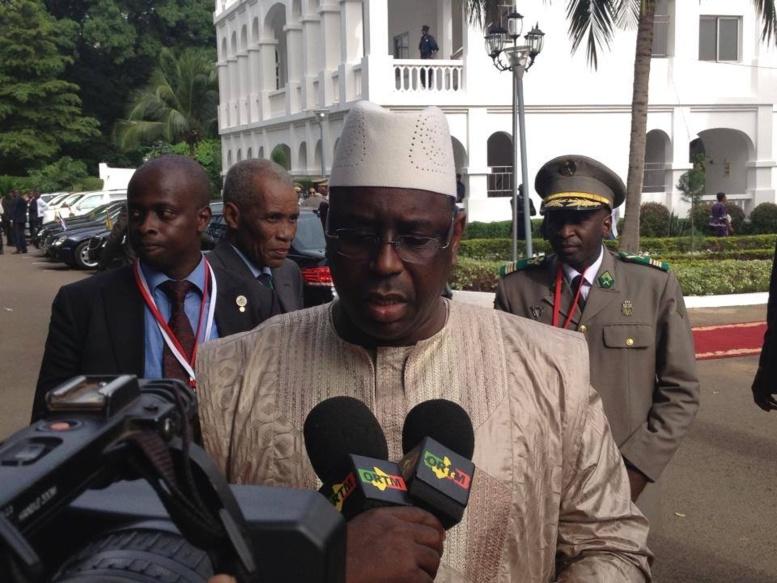 PHOTOS - Mali investiture de Ibrahim Boubacar Keita: Macky Sall dans ses plus beaux atours