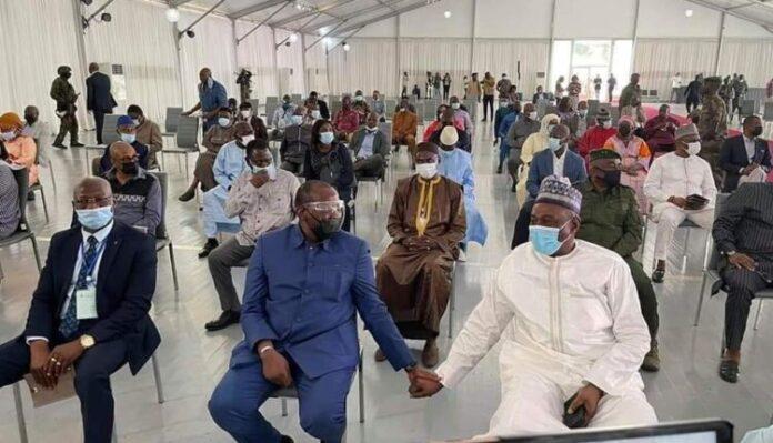 Guinée: Gel des avoirs des ministres, hauts dignitaires et hommes d'affaires du régime déchu d'Alpha CONDÉ.