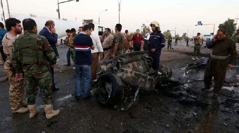 Irak: quatre morts dans une attaque imputée à l'EI dans le nord