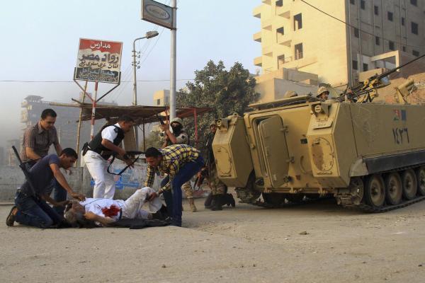 Egypte: l'armée et la police engagées dans une opération contre les bastions islamistes