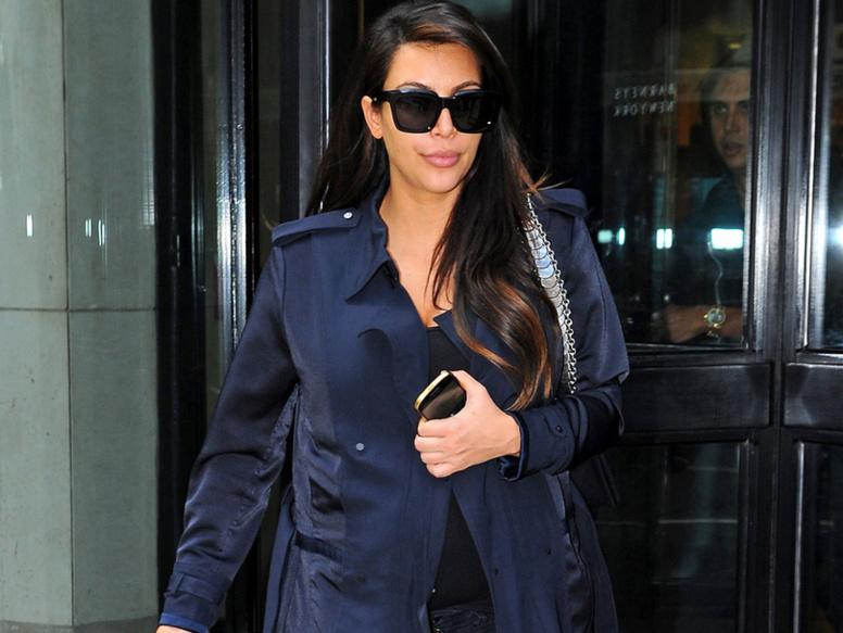 Kim  Kardashian : Pour North et Kanye West, elle va abandonner la TÉLÉ-RÉALITÉ