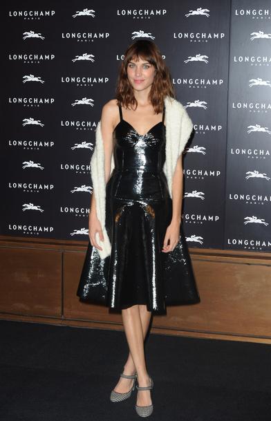 Images: Scarlett Johansson, Heidi  Klum… Accros à la petite robe noire