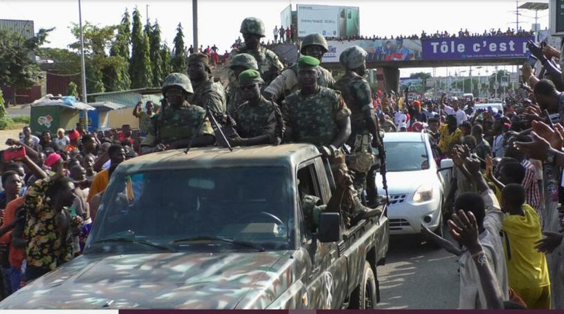 Vers la formation d'un gouvernement en Guinée