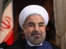 Le président iranien Hassan Rohani, le 18 septembre, à Téhéran. Reuters/President.ir/Handout via Reuters