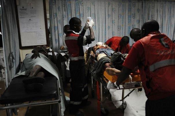 Kenya : au moins 4 morts et 4 blessés dans une fusillade à Nairobi, 7 personnes pris en otage