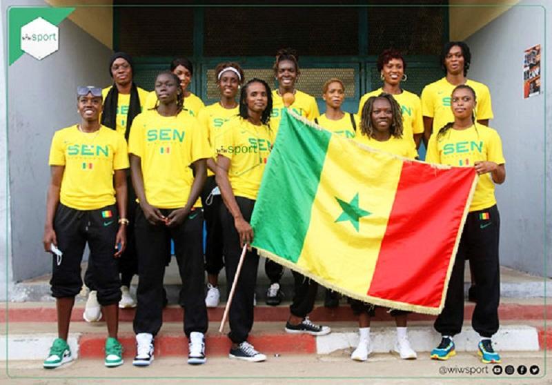 Remise drapeau national: les « Lionnes » appelées à faire honneur à la Nation