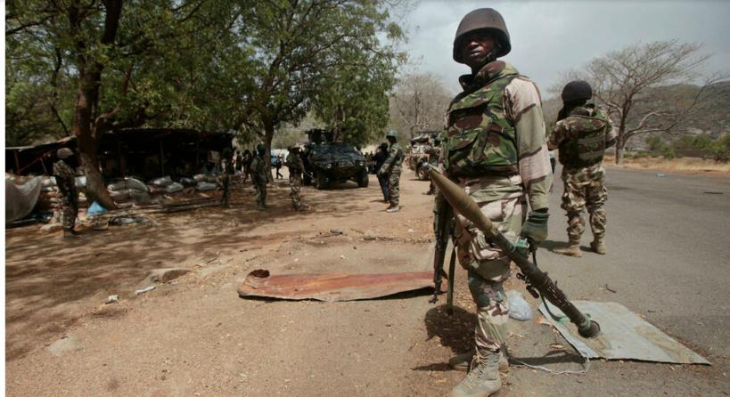 Nigeria : plus de 70 enfants libérés lors d'une vaste opération militaire