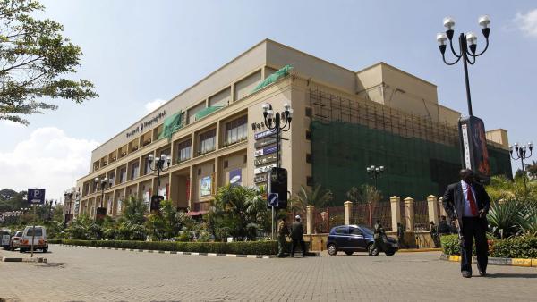 Kenya: à Nairobi, les forces spéciales ont commencé l'assaut