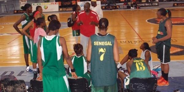 """Afrobasket 2013-Pape Moussa Touré, coach des """"Lionnes"""": """"Je suis satisfait à tous les niveaux"""""""