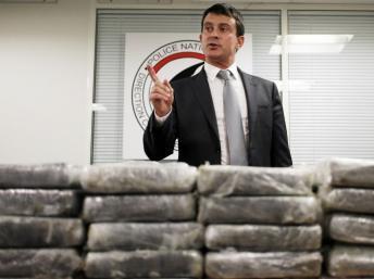 France: saisie record de cocaïne à l'aéroport de Roissy