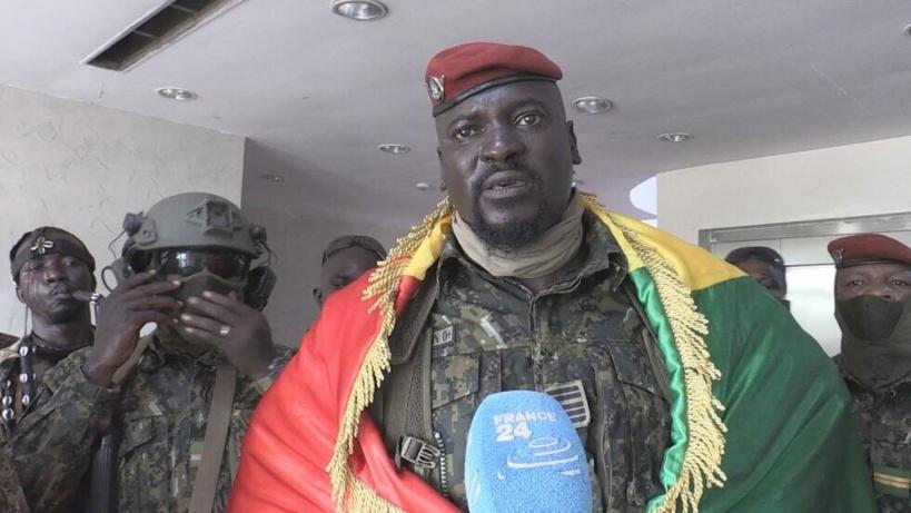 Consultations en Guinée : la junte a rencontré les chefs politiques et religieux