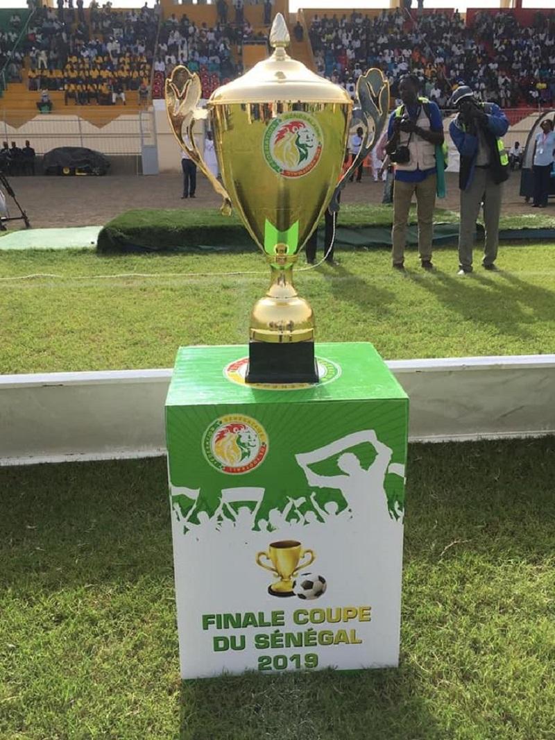 Le public autorisé pour les demi-finales de la Coupe du Sénégal