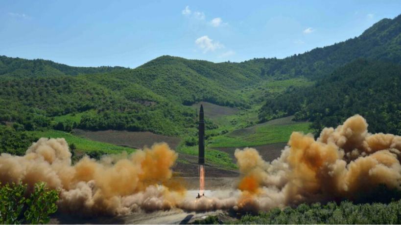 La Corée du Nord a tiré un projectile non identifié en mer du Japon