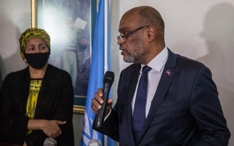 Haïti: le Premier ministre limoge le procureur qui demandait son inculpation