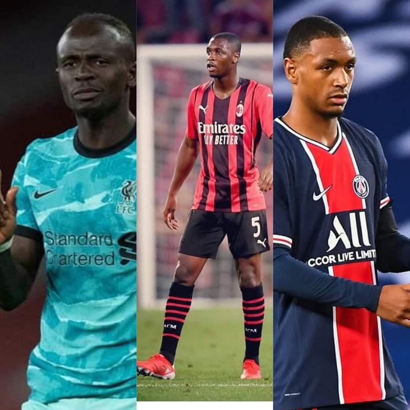 LDC des joueurs sénégalais: Diallo et PSG à Bruges, Sadio affronte Ballo Touré à Anfield