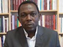 Fulbert Sassou Attisso, l'un des initiateurs de l'«Appel des patriotes». L'Harmattan