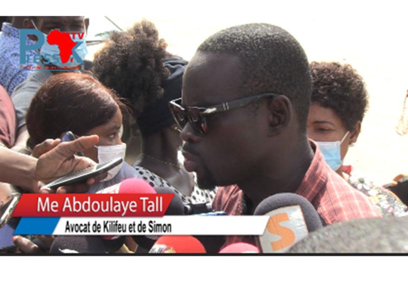 Vidéo - Kilifeu et Simon placés sous mandat de dépôt et poursuivis pour trafic de migrants et tentative de trafic de migrants (Avocat)
