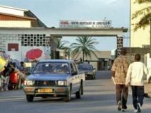 Rue de Libreville. AFP/STR