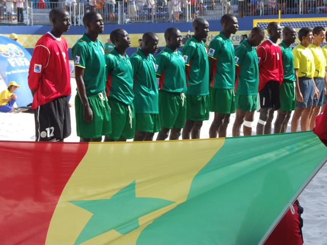 Mondial Beach Soccer : c'est terminé pour les « Lions »