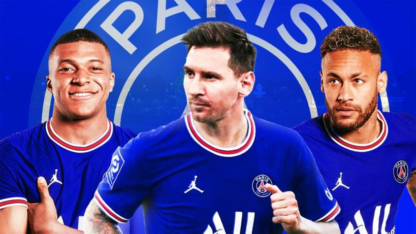 Bruges-Psg, les compos: le trio Messi-Mbappé-Neymar aligné pour la première fois