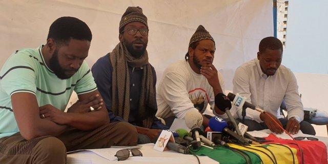 Kilifeu et Simon envoyés en prison: Y'En a Marre parle de règlement de comptes