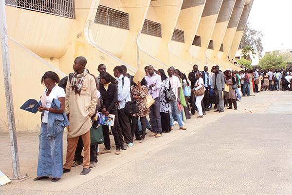 Emploi des jeunes : Macky Sall exhorte les ministres concernés à lancer sans délai les opérations de financements