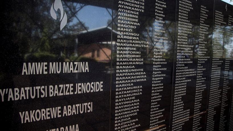 Rwanda: un homme soupçonné d'être impliqué dans le génocide mis en examen à Paris