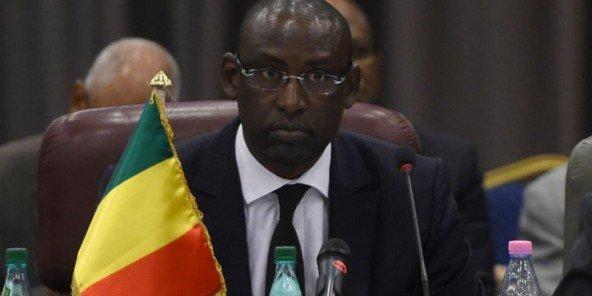 Macky Sall reçoit en audience le ministre malien des Affaires étrangères