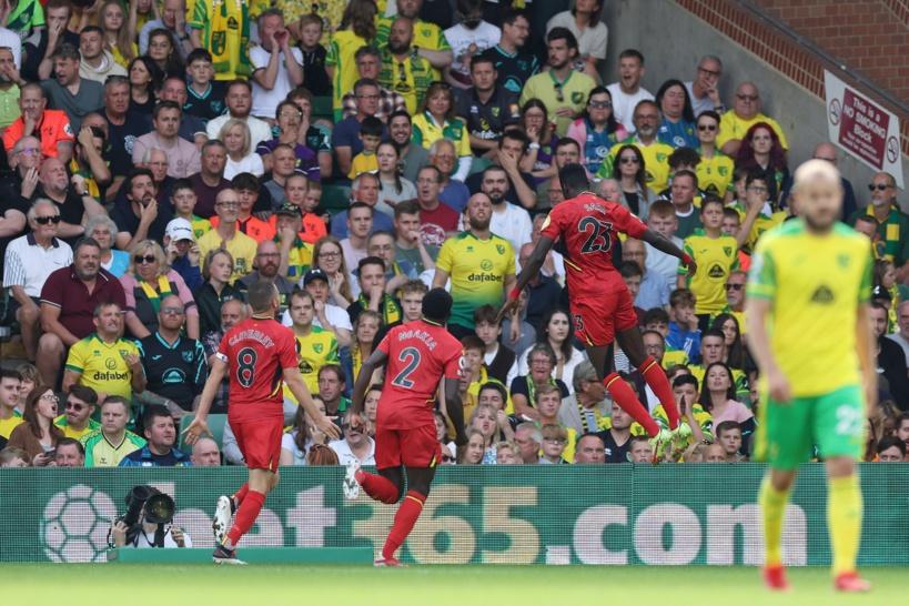 5e journée Premier League: Ismaila Sarr porte Watford, Mané inscrit son 100e but avec Liverpool
