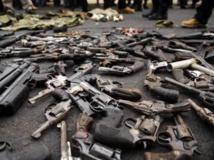 Les Etats-Unis sont le premier exportateur d'armes mondial. REUTERS/Ulises Rodriguez