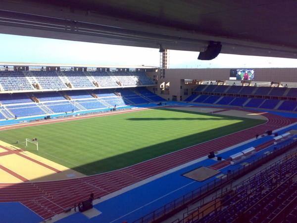 """Barrages mondial 2014: la FSF suit Alain Giresse et ses """"Lions"""" pour le choix du stade contre la Côte d'Ivoire"""