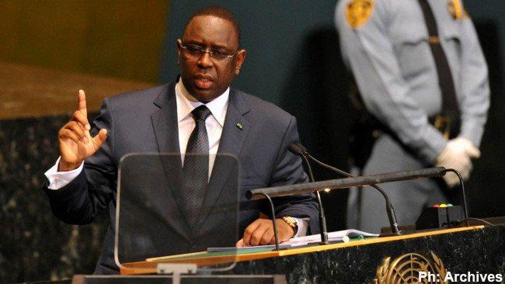 New York: Macky Sall participe à la 76e session de l'Assemblée nationale des Nations Unies