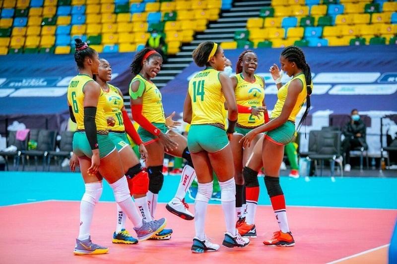 Can Volley-ball Dames : le Cameroun bat le Kenya et remporte la finale