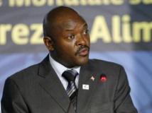 Pierre Nkurunziza, le président du Burundi. Reuters / Alessandro Di Meo